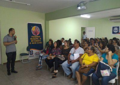 Artesãos de Nova Iguaçu participam de Oficina de Cidadania Empresarial