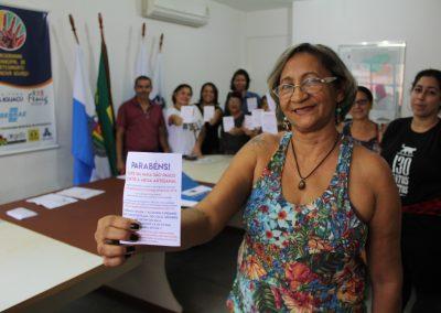Artesãs de Nova Iguaçu vão participar de feira de artesanato em São Paulo