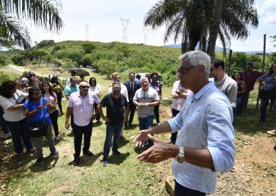 Expedição promove 'viagem no tempo' em Nova Iguaçu
