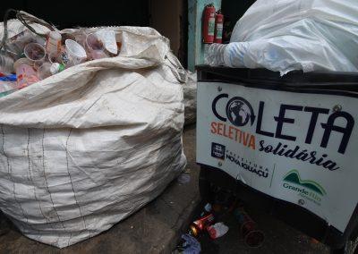 Órgãos da Prefeitura de Nova Iguaçu aderem à coleta seletiva