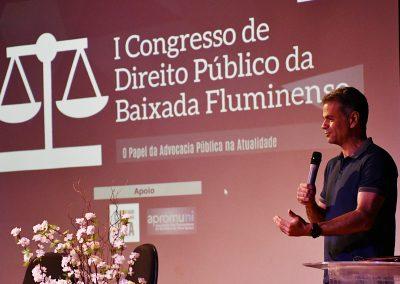 I Congresso de Direito Público da Baixada Fluminense reúne profissionais da área e universitários em Nova Iguaçu