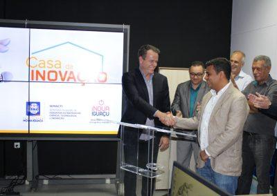Casa da Inovação é inaugurada em Nova Iguaçu