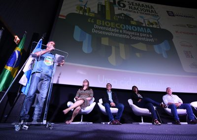 Nova Iguaçu abre a Semana Nacional de Ciência e Tecnologia