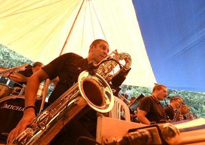 Muito jazz e diversão durante mais uma edição do 'Música na Natureza'
