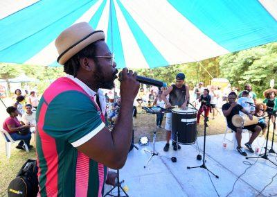 Música na Natureza terá dia de folia no Parque do Vulcão