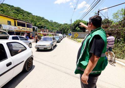 Plano Verão Tinguá registra apenas dois acidentes em 16 operações na região
