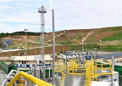 Nova Iguaçu inaugura usina de produção de energia do lixo