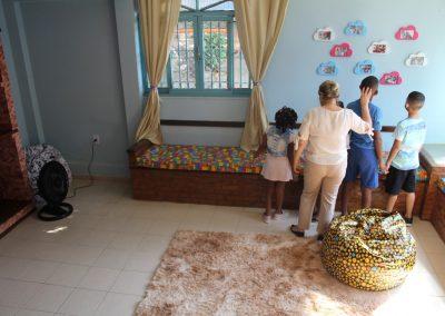 Nova Iguaçu ganha novo espaço de acolhimento para crianças vulneráveis