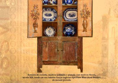 """Casa de Cultura expõe mobiliários e objetos da """"velha"""" Iguassú"""