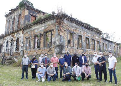 Prefeitura de Nova Iguaçu instaura projeto de revitalização da Fazenda São Bernardino e do sítio histórico de Iguassú Velha