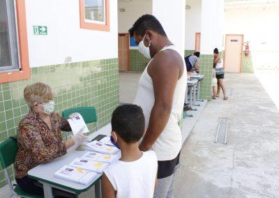 Nova Iguaçu antecipa quarta etapa da entrega de alimentos para alunos da rede municipal