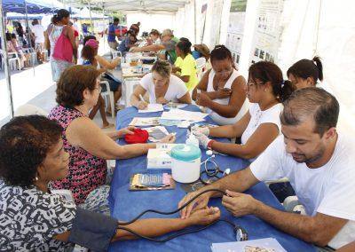 """""""Prefeitura Presente"""" chega ao Parque da Biquinha, em Nova Iguaçu"""