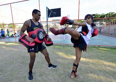 Atleta de Nova Iguaçu vai representar o Rio no Brasileiro de Kickboxing
