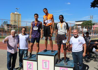 Nova Iguaçu se destaca em Desafio de Atletismo