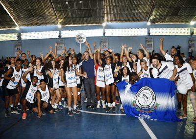 Nova Iguaçu está na liderança dos Jogos da Baixada