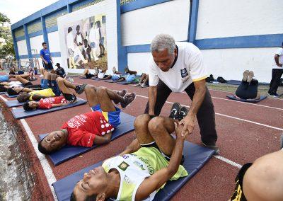 Prefeitura de Nova Iguaçu oferece esporte e lazer para Pessoas com Deficiência