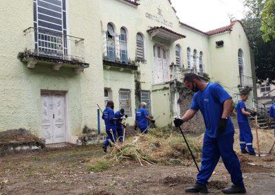 Prefeitura de Nova Iguaçu inicia obra de reforma e ampliação do Hospital de Iguassú