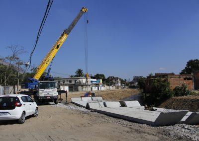Prefeitura de Nova Iguaçu inicia nova etapa de canalização do Rio Botas
