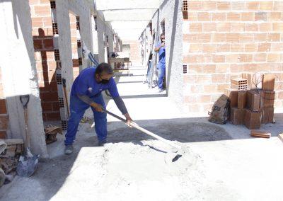 Obras em unidades de saúde de Nova Iguaçu avançam