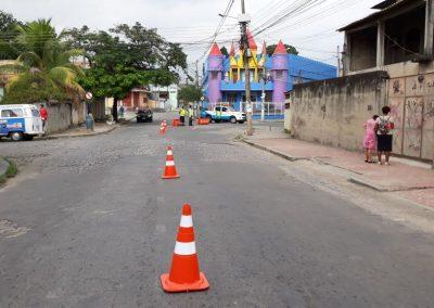 Prefeitura de Nova Iguaçu inicia mudanças no trânsito da Posse