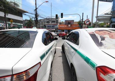 Nova Iguaçu inicia vistoria de táxis