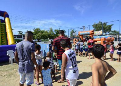 """Diversão e alegria em mais um """"Dia do Brincar"""" em Nova Iguaçu"""