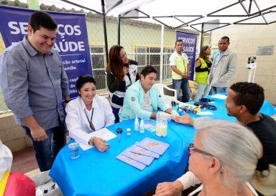Prefeitura Presente realiza primeira edição de 2019 na Praça de Adrianópolis