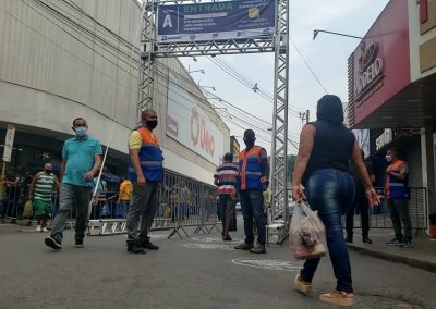 Prefeitura de Nova Iguaçu inicia abertura gradual do comércio em todos os bairros