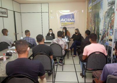 Banco de currículo da Prefeitura de Nova Iguaçu pré-seleciona candidatos para serem entrevistados pela empresa Águas do Rio