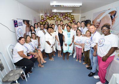Palestras, oficinas e música marcam o mês do aleitamento materno na Mariana Bulhões