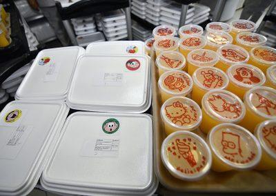 HGNI faz alegria das crianças internadas com mensagens motivacionais nas refeições