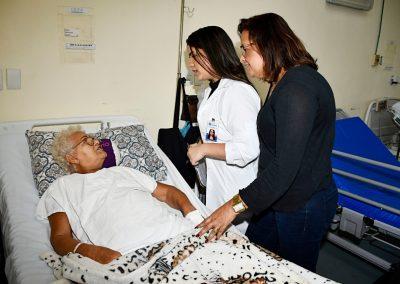 Área de psicologia do HGNI se destaca com acolhimento humanizado aos pacientes