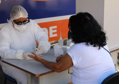 Prefeitura de Nova Iguaçu começa testagem em população suspeita de Covid-19 em parceria com Dados do Bem
