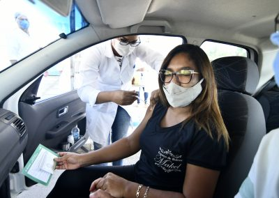 Nova Iguaçu segue vacinando pessoas acima de 12 anos nesta quinta (14)