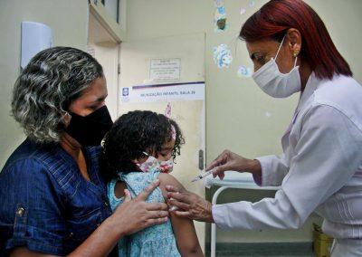 Campanha de multivacinação de crianças e adolescentes terá dia D neste sábado (16) em Nova Iguaçu