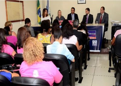 Nova Iguaçu faz parceria com Juizado de Violência Doméstica e Familiar