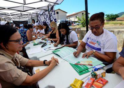 Quinta edição do Programa Prefeitura Presente atrai centenas de moradores da Lagoinha