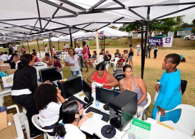 Rodilândia recebe 8ª edição do 'Prefeitura Presente'