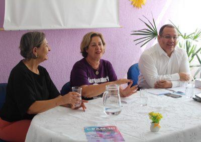Lei Maria da Penha é discutida durante debate na Coordenadoria de Políticas para Mulheres