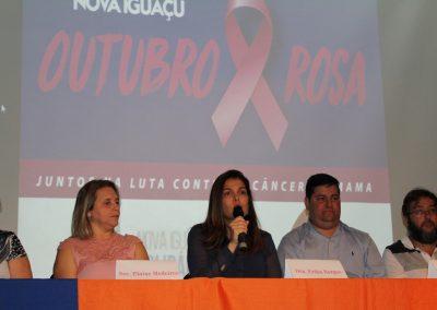 Nova Iguaçu realiza I Fórum Municipal Sobre Câncer de Mama