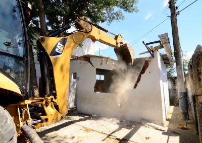 Iniciadas obras de novo prédio da Escola Marly Tupacinunga