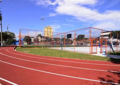 Promessas do atletismo vão se encontrar na Vila Olímpica