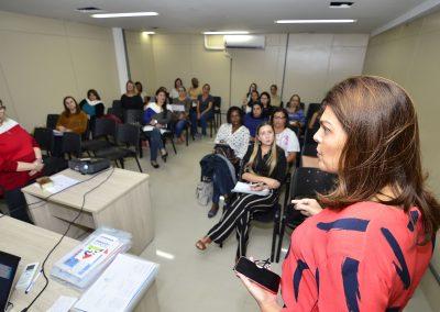 Capacitação para orientadores educacionais sobre violência doméstica