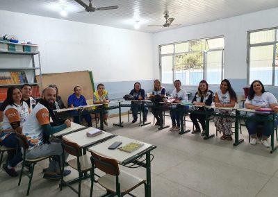 Escolas municipais receberão serviços dos CRAS