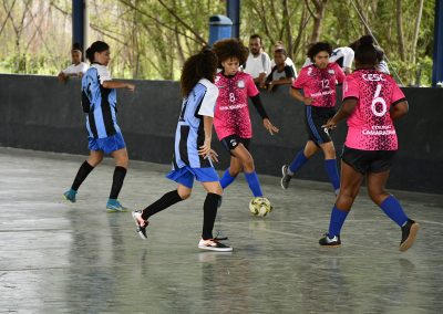 Definidas as semifinais do Futsal feminino nos Jogos Estudantis de Nova Iguaçu