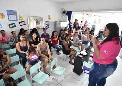 Projeto 'Multiplicadores da Paz' aproxima pais de alunos com a escola