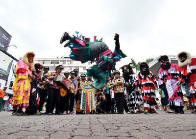 Encontro de Folia de Reis resgata tradição e emociona iguaçuanos