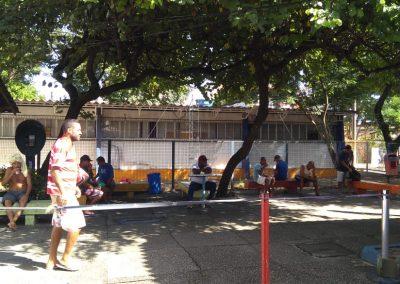 População em situação de rua de Nova Iguaçu será atendida na Vila Olímpica da cidade