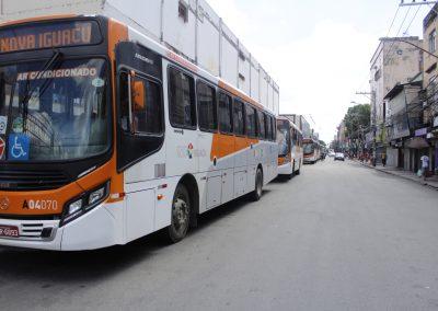 Prefeitura de Nova Iguaçu adota novas medidas no trânsito da cidade para bloquear o avanço do coronavírus