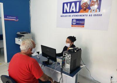 Prefeitura de Nova Iguaçu identifica idosos que têm direito ao BPC